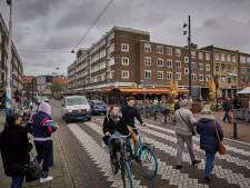 Meningen over autovrije Meent tijdens marktdagen verdeeld: 'Door fietsers moet je nog steeds oppassen'