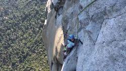Verbluffend: tienjarig meisje beklimt met succes El Capitan