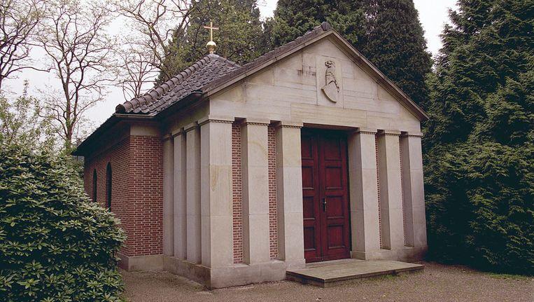 Grafmonument Keizer Wilhelm II bij Huis Doorn Beeld ANP