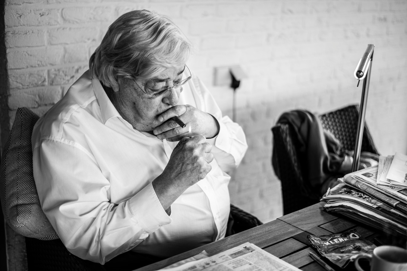 PR dgfoto Gelderlander Nijmegen - Lent: Hans van Delft