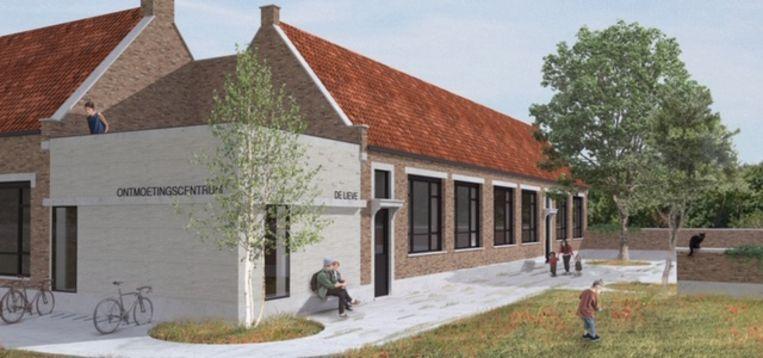 Moerkerks ontmoetingscentrum De Lieve straks ruimer en functioneler
