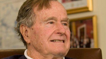 Oud-president George H. W. Bush (94) overleden. President Trump zal begrafenis bijwonen