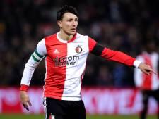 Berghuis in aanloop naar PSV-uit: 'Titelrace? Ik vind zeven punten achterstand nog heel veel'
