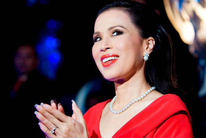 Prinses Ubolratana Rajaka van Thailand.