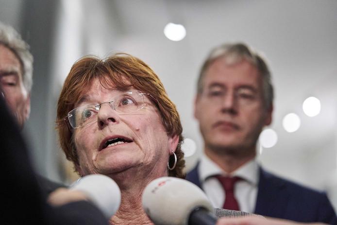 De inmiddels opgestapte voorzitter Liesbeth Verheggen van onderwijsbond  AOB was vrijdag nog content met de 460 miljoen euro die het kabinet uittrekt voor salarisverhoging en werkdrukvermindering in het basis- en voortgezet onderwijs.