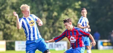 Schorsing Angerlo-voetballer van zes naar twee duels