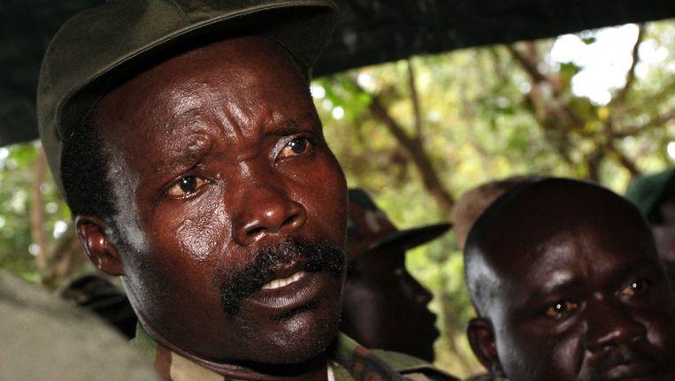 Joseph Kony Beeld null