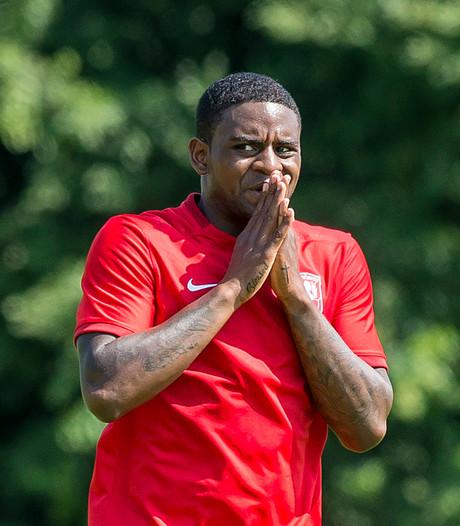 Voormalig Twente-speler Ebecilio vindt onderdak bij NEC
