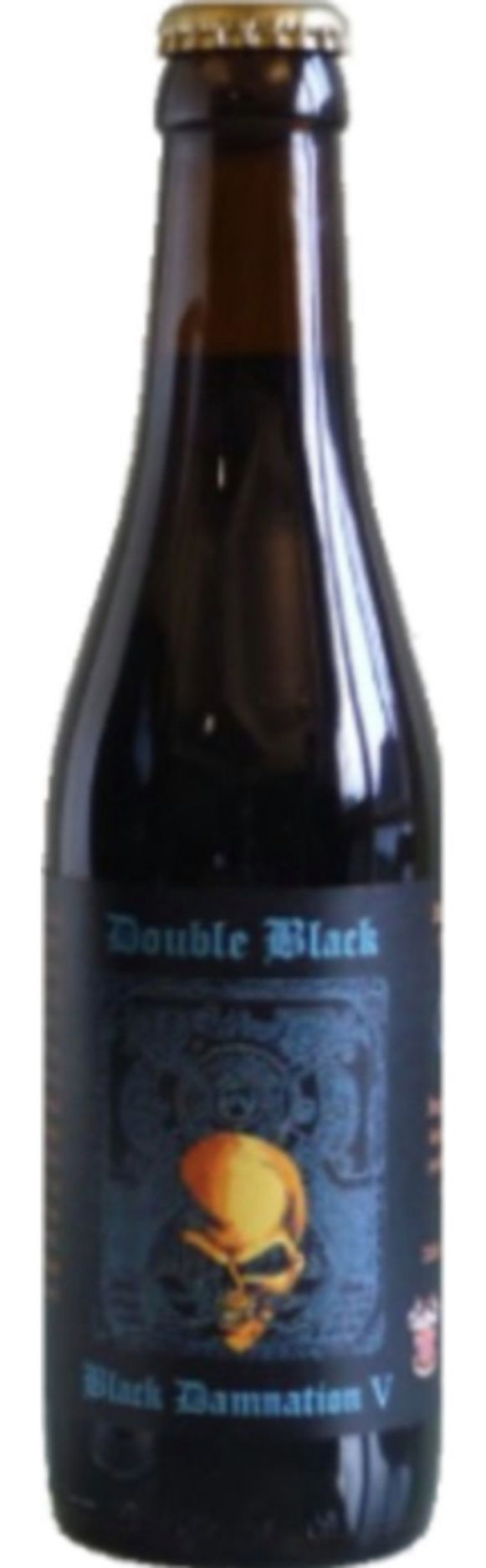 Double Black - Black Damnation V.