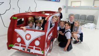 'Hope on Wheels' moet kinderen met 'plezier' naar AZ Klina laten komen