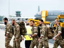 Laatste militairen vanuit Mali teruggekeerd op Vliegbasis Eindhoven