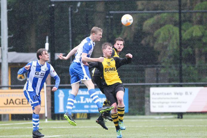 VVG'25 speelt nog met 2 teams in het toernooi om de Achterhoek Cup.