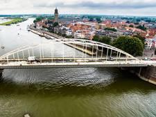 Extra reparatiewerkzaamheden aan Wilhelminabrug nodig