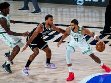 Celtics met ruime cijfers langs Nets