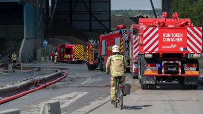 Umicore lijdt 10 miljoen euro schade na brand