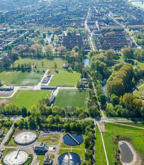 Met gezuiverd rioolwater Deventer wijk Zandweerd verwarmen
