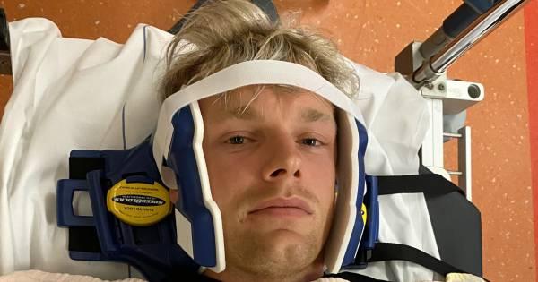 Enzo Knol na ongeluk in zwembad Zwolle: 'Hele domme actie, doe dit niet na'.