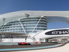 De GP van Abu Dhabi, slechts het bijprogramma van de feestweek