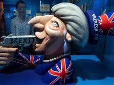 Had Theresa May maar een stropdas gehad