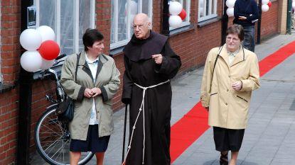 Pater Odilo van Tieltse minderbroeders overleden