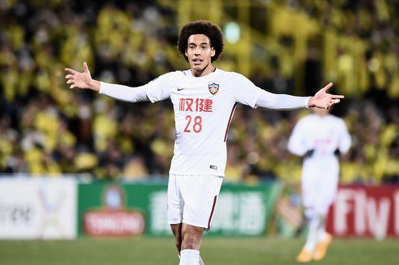 Axel Witsel voor Tianjin Quanjian