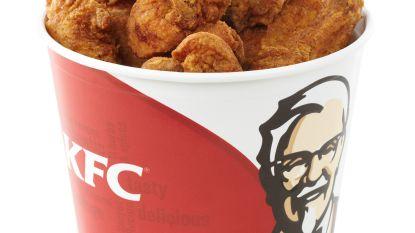 Zit Vlaming te wachten op 'kip uit een emmer'? Eerste van in totaal 40 Vlaamse KFC-filialen opent na de zomer