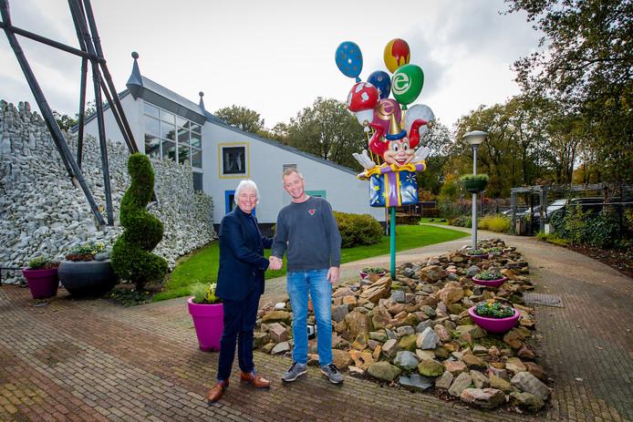 Villa Pardoes-directeur Peter Persoon en Roy Verstegen.