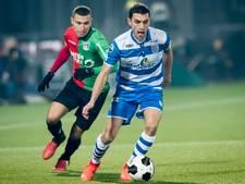 Glazen bol voorspelt voor PEC Zwolle nog dertien punten