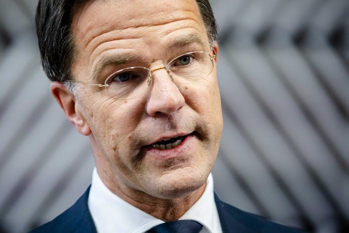Premier Mark Rutte praat woensdag in de Ochtend Show to go over alledaagse problemen uit de samenleving.