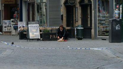 Brussel-centrum weer vrij: eigenares 'verdacht pakket' meldt zich