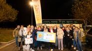 Kleivriendinnen Nora Tilley zamelen 80.000 euro in met 'Warmste Kom'