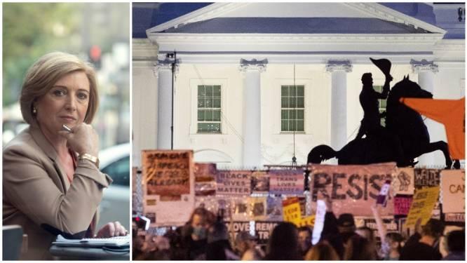 """Greet de Keyser: """"In het Witte Huis hoopt Trump zo snel mogelijk victorie te kraaien"""""""