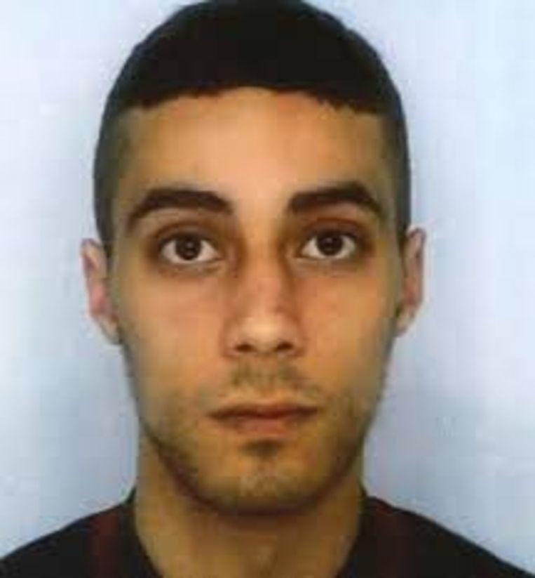 Ismail el Bakali Beeld Politie