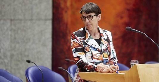 Staatssecretaris van Sociale Zaken en Werkgelegenheid Jetta Klijnsma