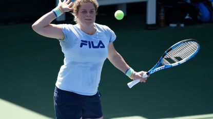 Dubai is al de 47ste tennislocatie in de WTA-carrière van Kim Clijsters
