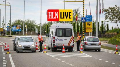 LIVE. Familiebezoeken over de landsgrenzen vanaf zaterdag weer mogelijk - Serologische tests beschikbaar voor iedereen - Belgen nog niet welkom in Griekenland