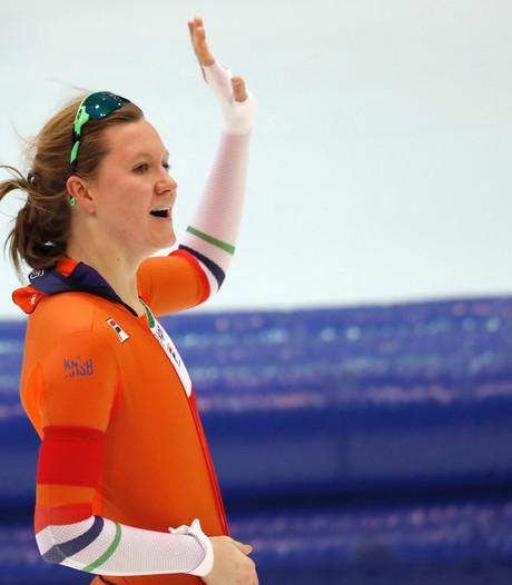 Lotte van Beek gebruikt NK sprint om start te verbeteren