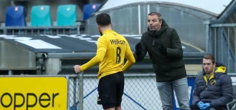 NAC-trainer Steijn keihard voor zijn spelers: 'Niet met het hart en geen intrinsieke motivatie'