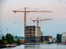 Opvallend: appartementen nieuwbouw duurder dan gezinswoningen
