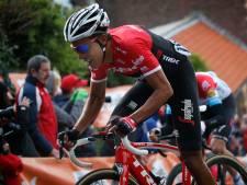 Parasiet houdt Pantano uit Vuelta