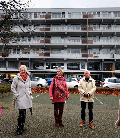 Trillingen van vallende gewichten in Gorcumse sportschool zijn voelbaar bij bewoners in hun flat