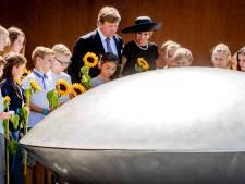 Vanmiddag onthulling gedenkteken vliegramp MH17 op Vliegbasis Eindhoven