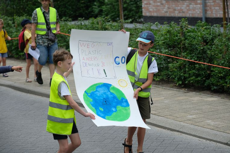 Klimaatmars Zoersel