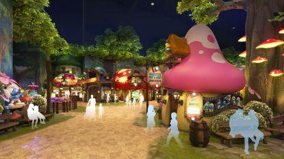 West-Vlaams bedrijf bouwt allereerste Smurfenpark in China