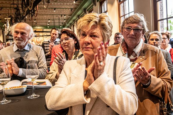 Chantal Vanruymbeke, de moeder van VDB.