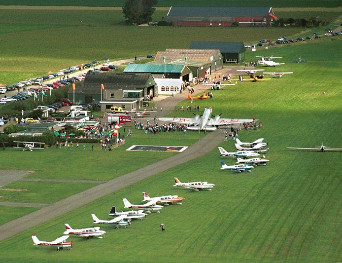 Vliegveld Midden-Zeeland.