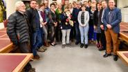 Gemeente zet winnaars 'Meer natuur in je tuin'  in de bloemetjes