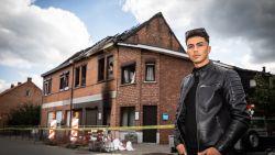 """Mehmet (24) start crowdfunding om gezin te helpen na zware brand: """"Ze zijn echt alles kwijt"""""""