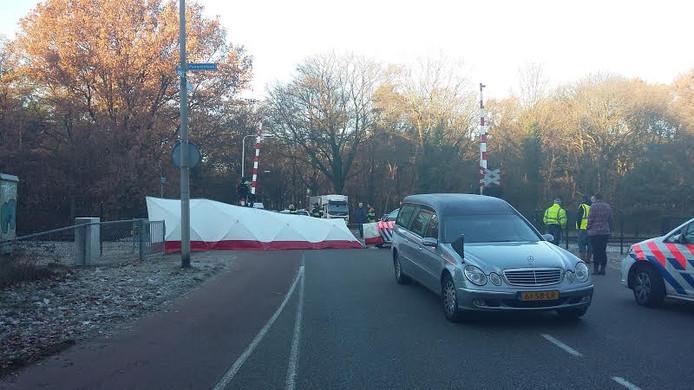 Doden treinongeluk Nijmegen zijn moeder en dochter.