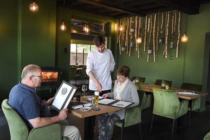 Restaurant Boompjes in Overloon.